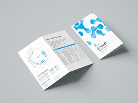 Brochure Mockup (Durosoft)
